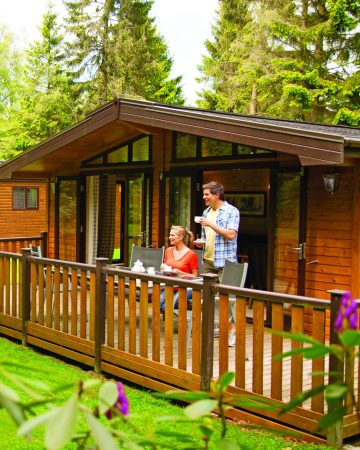 UK Lodges with Hoseasons
